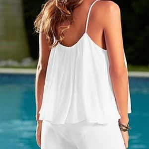 Flirty Swing Top